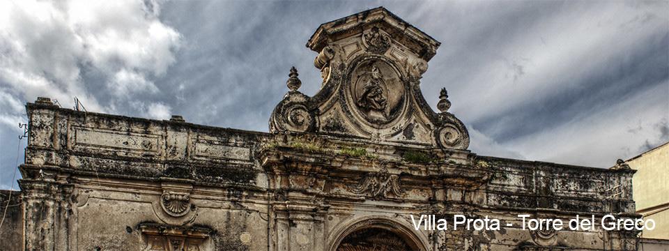 Torre del Greco – Portale Villa Prota