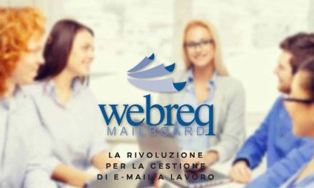 Rinnovo convenzione WebReq Mailboard
